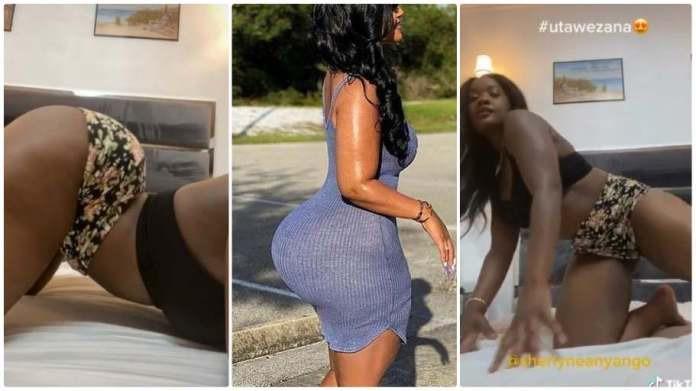 Sherlyne Twerks N Shakes Her Oil Bortoss With No Pant – Video –  Ghanaclasic.com