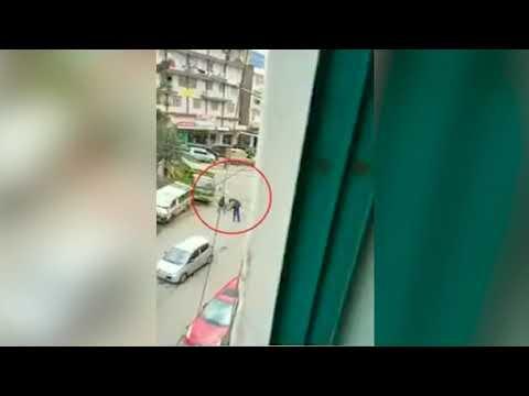 Secret video reveals final moments of gunman shot dead in Nairobi CBD - The  US Express News