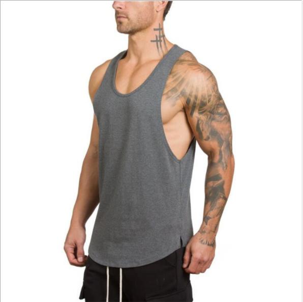 2021 Custom Sportswear Sleeveless Fitness Sport Tank Top Men,Basic Tank Top  Custom Logo Mens Gym Apparel - Buy Mens Tank Top Logo,Sports Tank Tops  Men,Top Tank Gym Men Product on Alibaba.com