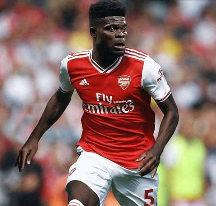 Thomas Partey Jersey Number After Joining Arsenal Opera News