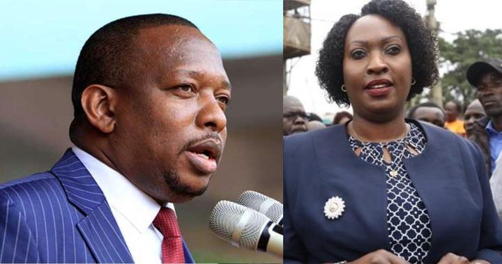 Ann Kananu Mwenda, the Newly Nominated Nairobi Deputy Governor