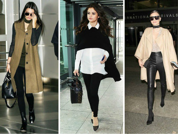 How to wear leggings to work - 1st for Credible News