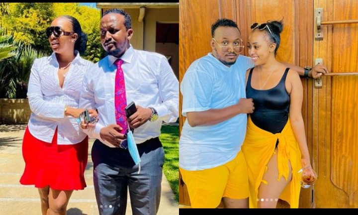 I used to spend 50K per day on random women before I married Amber Ray'  Confesses Jamal RohoSafi