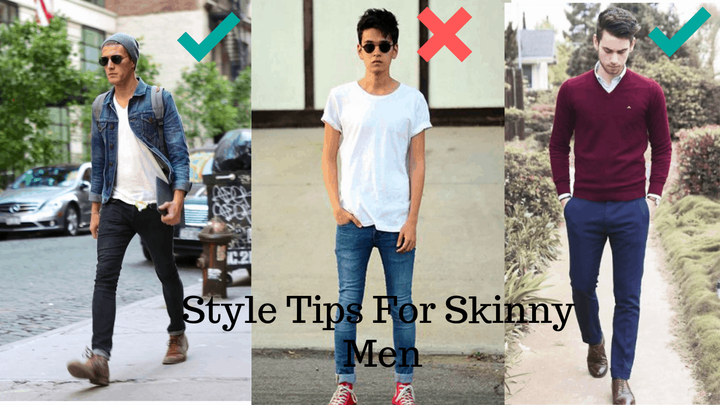Top 6 Fashion Tips for Skinny Guys | KnowInsiders