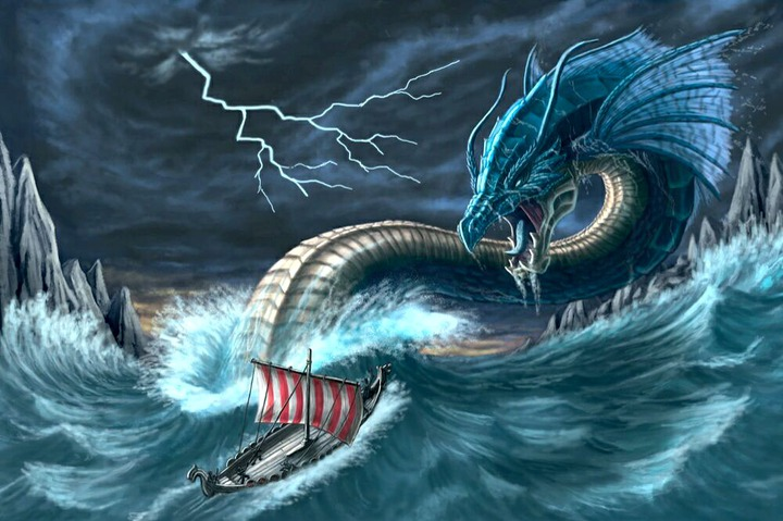 ArtStation - Leviathan, Adam Blackwell
