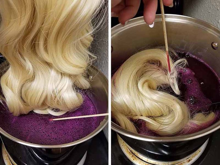 Mind Blowing Method On Coloring Lace Front Wig - Lewigs