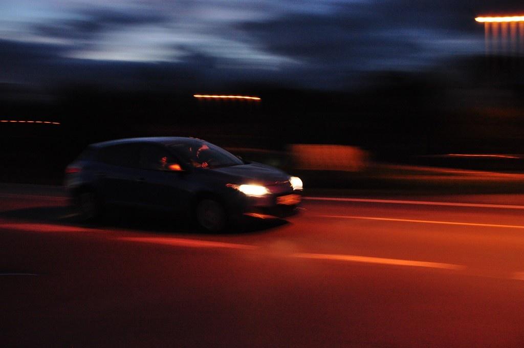 car speed