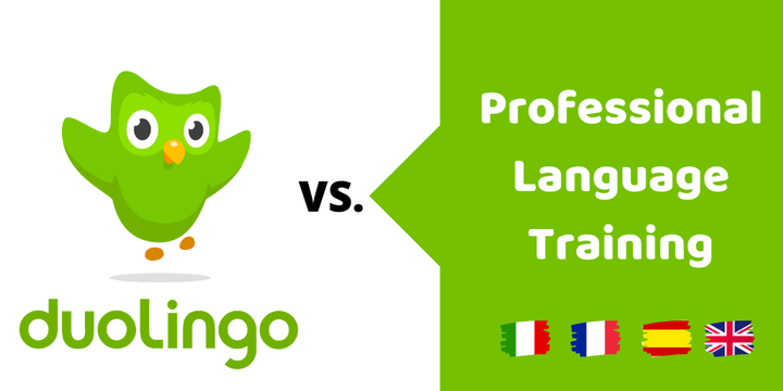 Duolingo Vs Professional Language Training - Here Is Our Honest Review.