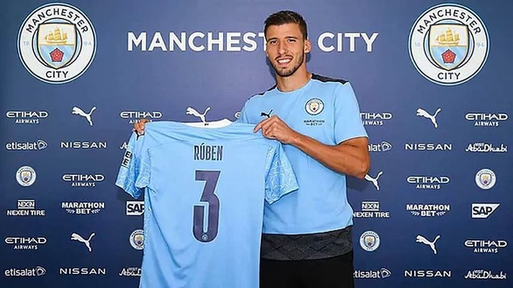 Ruben Dias: The rock that has transformed Manchester City's defence | Marca