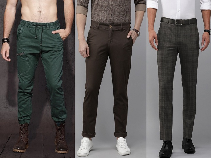 25 Latest Designs of Trousers for Men in Casual and Formal Look