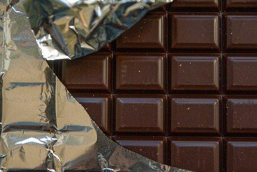 Chocolate, Dark Chocolate, Tablet, Cocoa