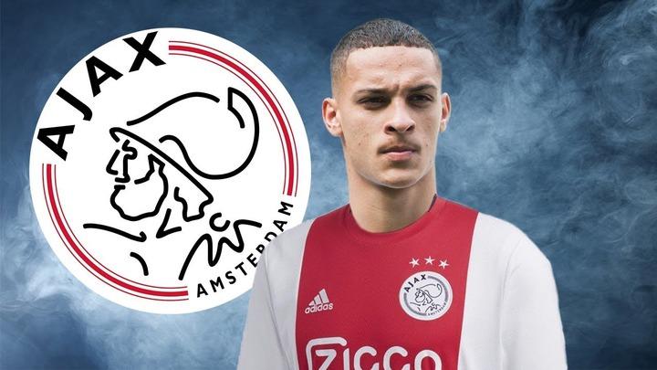 Antony ○ Welcome to Ajax ○ 2020 🇧🇷 - YouTube