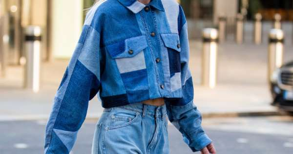 With these styling tips, the simple denim jacket becomes a fashion trend    Web24 News