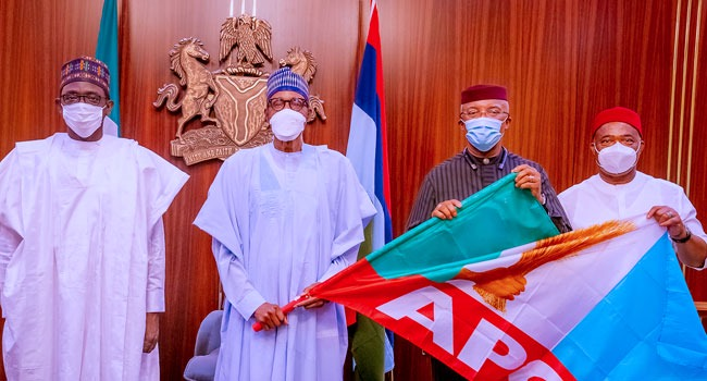 Anambra Deputy Governor Defects To APC – Channels Television