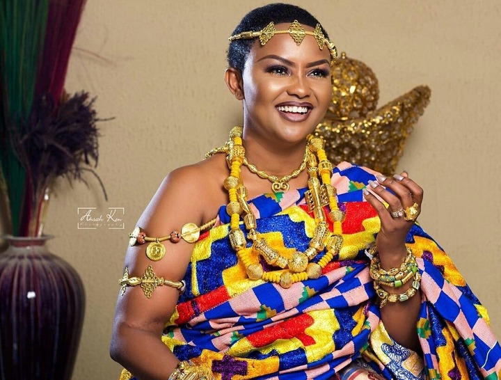 She is the Queen of Kumawood, Meet Nana Ama McBrown. | Wundef.com