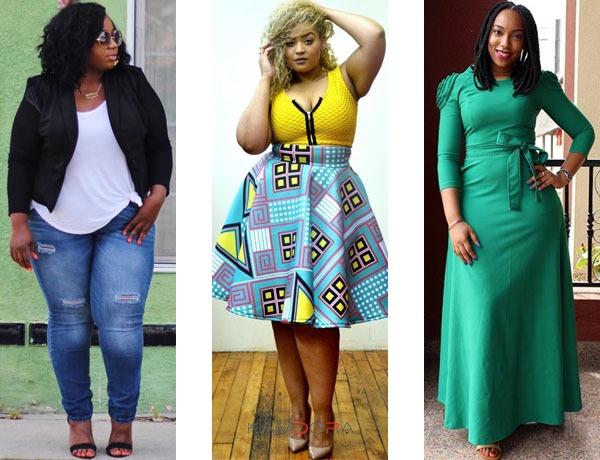 Style Tips For Plus Sized Women | Kamdora