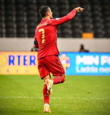Check Out Some Hidden Stats About Cristiano Ronaldo S 101 Goals For Portugal Opera News