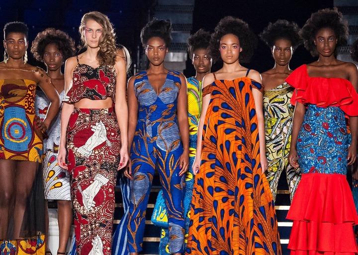 Fashion in Africa, Ankara and Kente wear