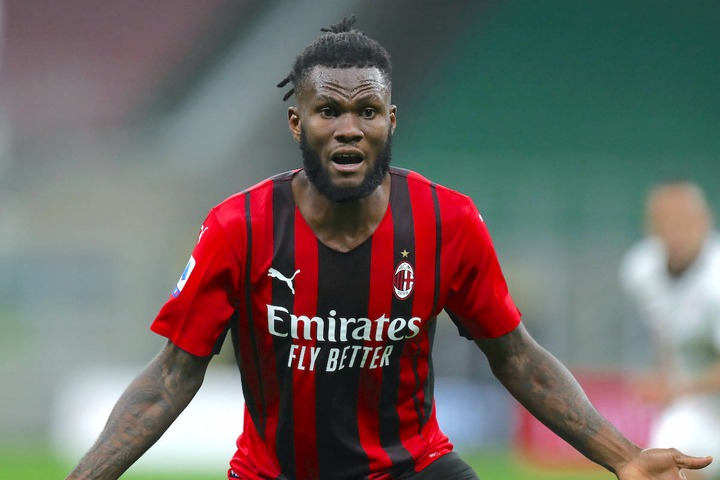GdS: Kessie tells Milan to match PSG's big offer as words at the Olympics  seem a distant memory