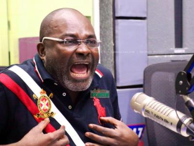 """""""I am ready for you people"""" - Kennedy Agyapong dares NDC 1"""