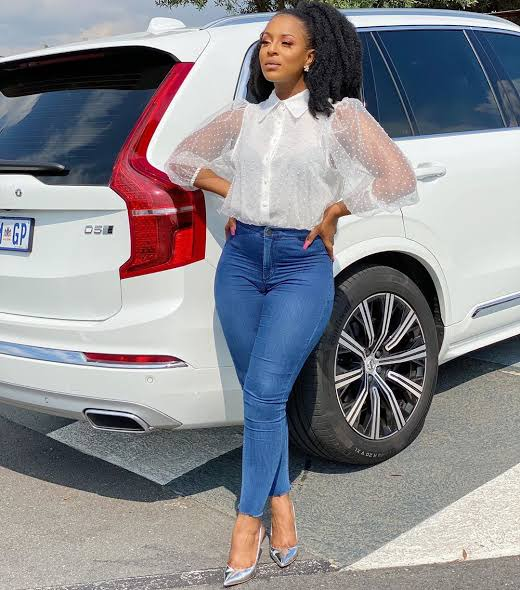 Jessica Nkosi's Cars Will Blow Your Mind Away– PHOTOS - Opera News