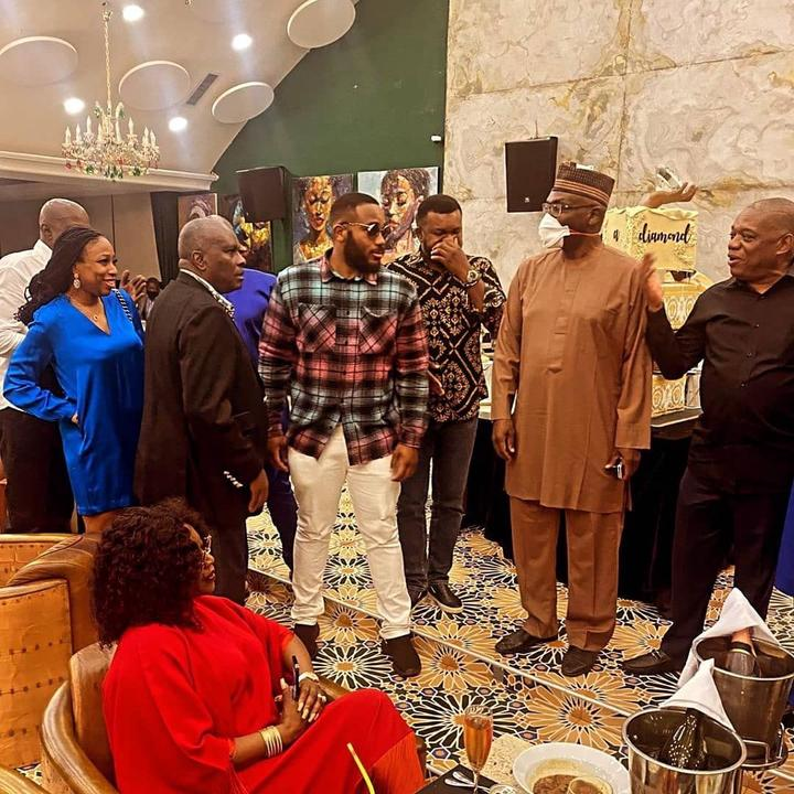 James Ibori, Gbajabiamila, Orji Uzor Kalu, others attend Terry Waya