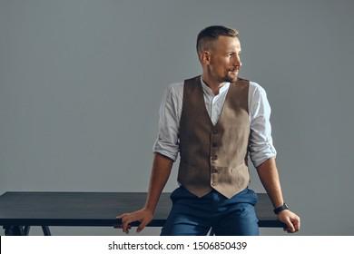 Man Vest HD Stock Images | Shutterstock