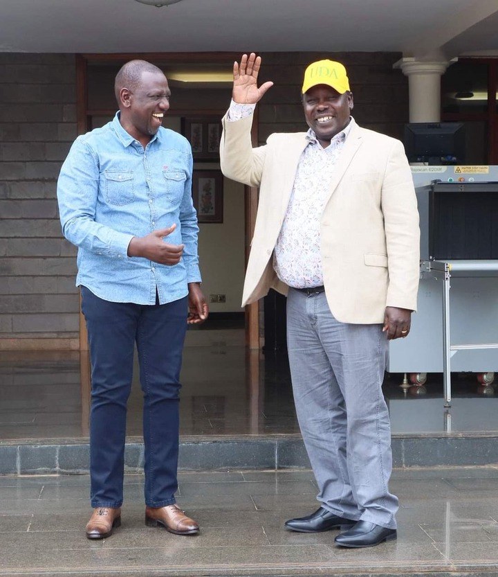 """Team William Ruto & Dp Ruto Page on Twitter: """"Hon.Musa Sirma ditches KANU &  Joined Deputy President William Ruto's party UDA, Hustler Nation is  expanding its territory & Growing Day In Day"""
