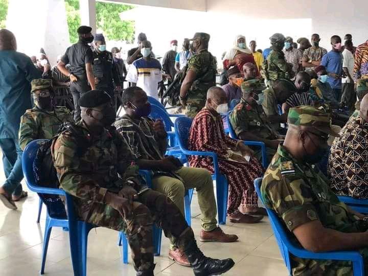 "Military Brutality: ""Let's Forgive Them"" - Upper West Regional Minister 3"