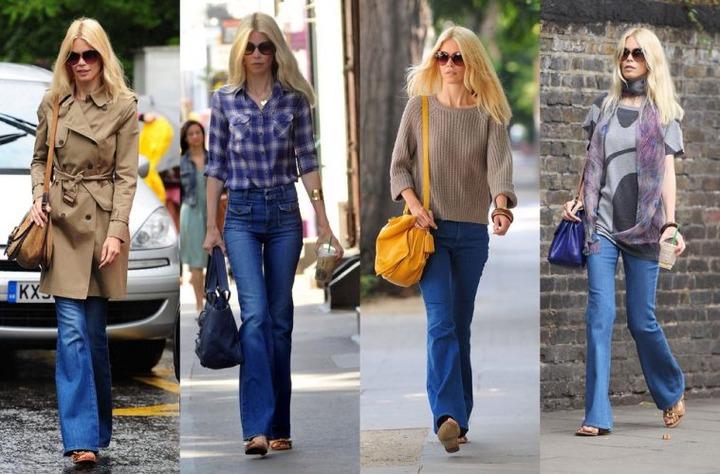 Trending Tuesday: Boot Cut Jeans – SeeThru