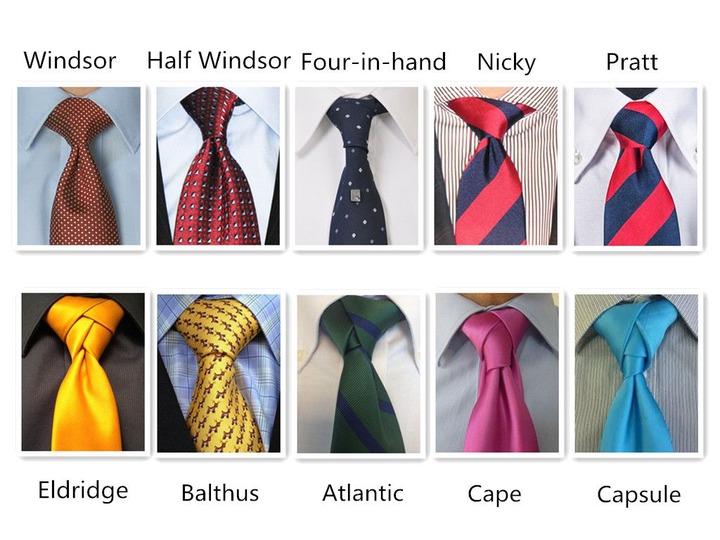 10 Best Wedding Tie Knots | Different tie knots, Cool tie knots, Types of  tie knots