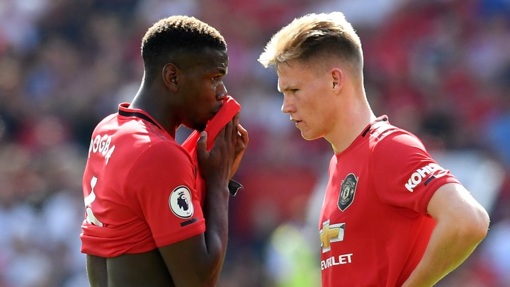 McTominay has made Pogba's injury absence an irrelevance for Man Utd    Goal.com