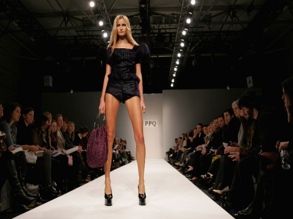 French law bans skinny models - Aussie Gossip