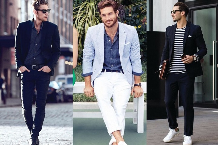 My City - Smart styling tips for men