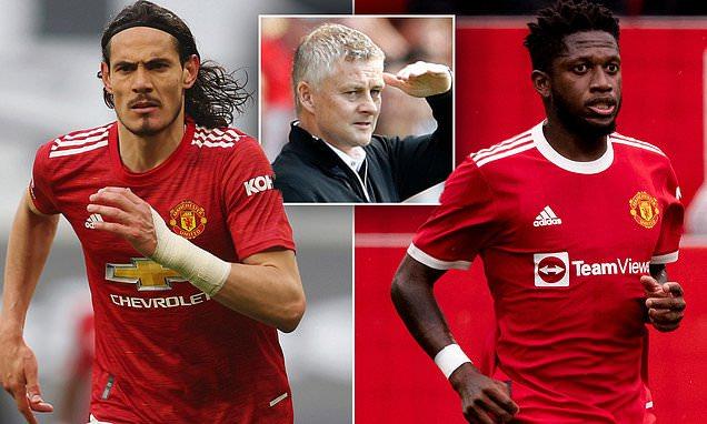 Ole Gunnar Solskjaer urges Man United stars Fred and Edinson Cavani not to  go on international break   Daily Mail Online