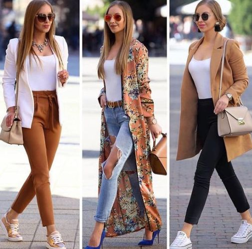 Coordinated chic matching outfit ideas     Just Trendy Girls   Fashion  outfits, Classy outfits, Outfits verano