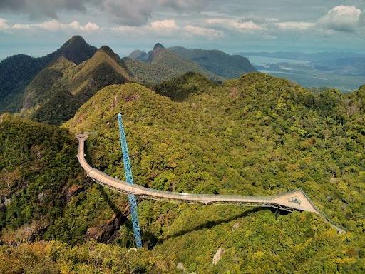 Langkawi Sky Bridge - HighestBridges.com
