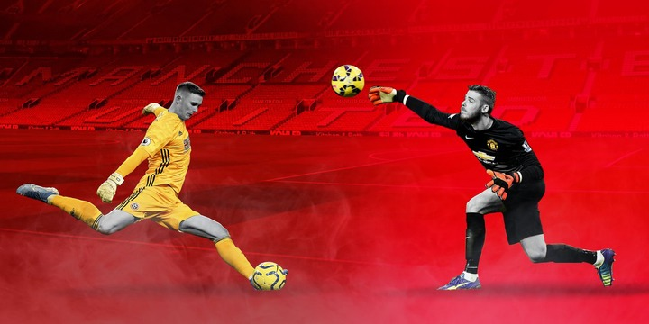 David de Gea or Dean Henderson: Who should be Man Utd's first choice?