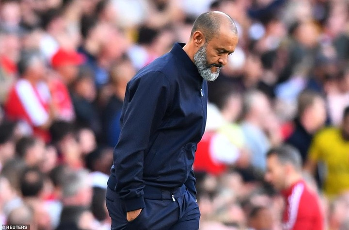 The result piled more misery onto Tottenham as they conceded three goals for the third consecutive Premier League match