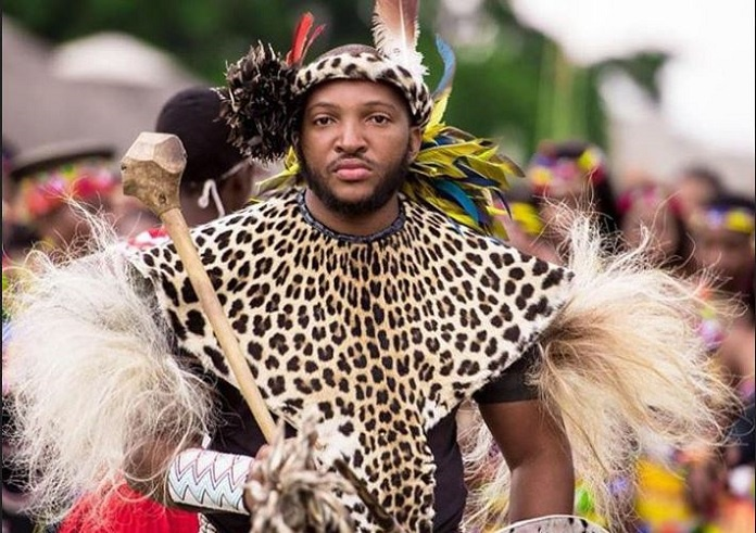 King Goodwill Zwelithini's sons