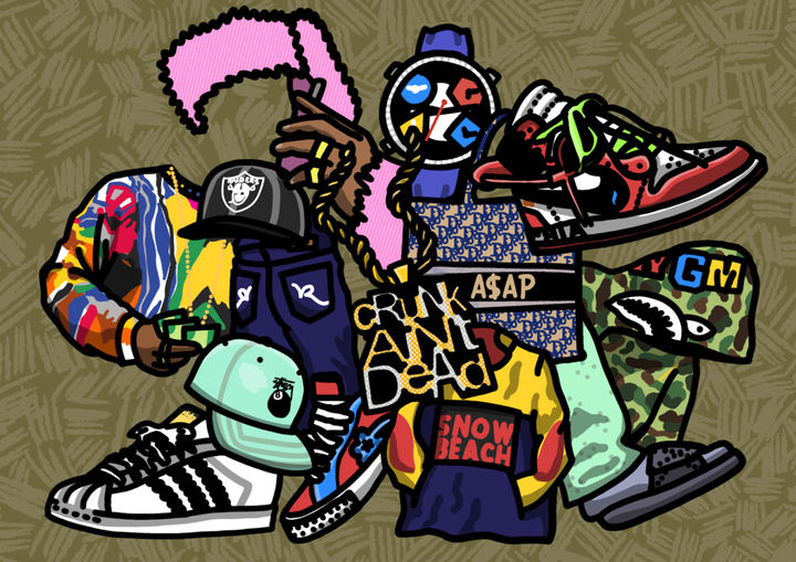 The History of Hip Hop Fashion: How Street Culture Became Fashion's Biggest  Influence — afterglow