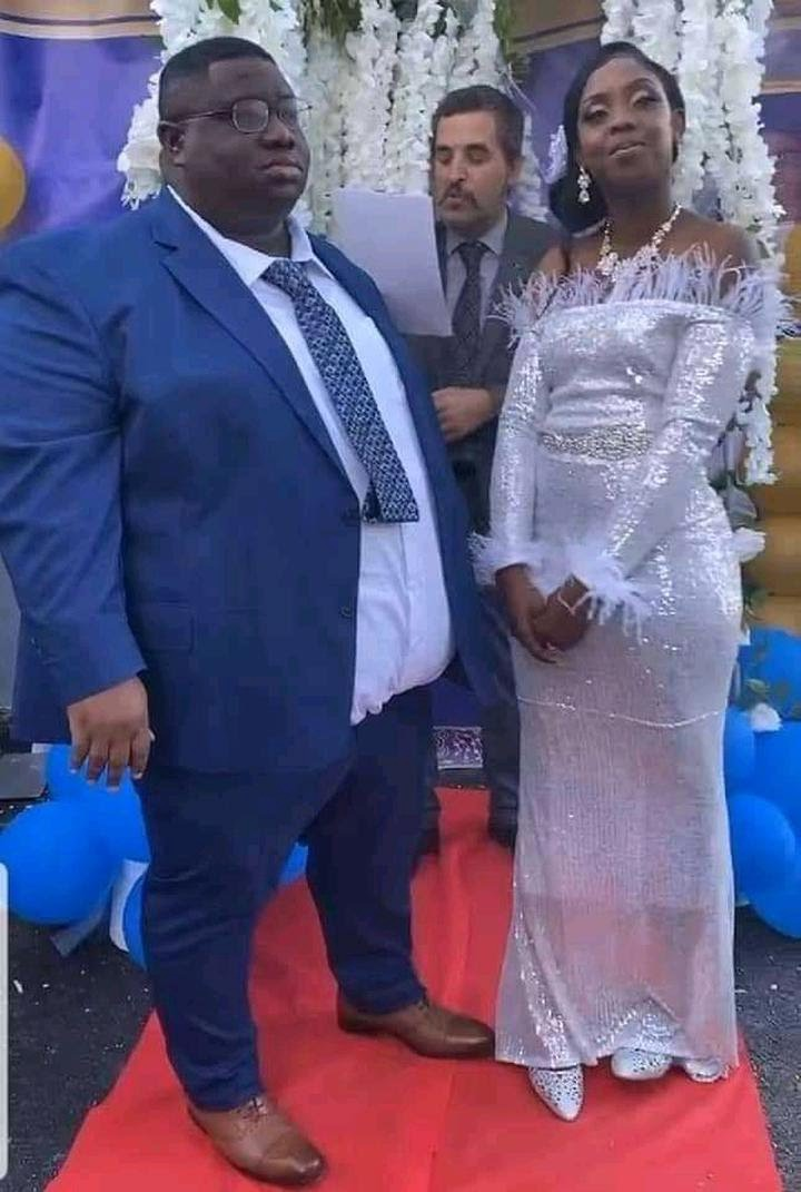 """""""Money has no boundary"""" see why fans react to photos of the groom on his wedding day (Photos). 56"""