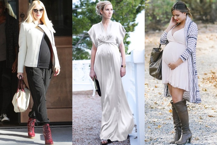Fashion For Pregnant Ladies - Style Tips
