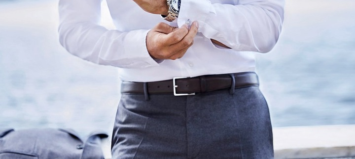 Guys: 5 Golden Rules For Wearing Belts - The Lagos Stylist