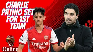 🔴Charlie Patino Set For Senior First Team At The Gunners !!! Arsenal News  Now - YouTube