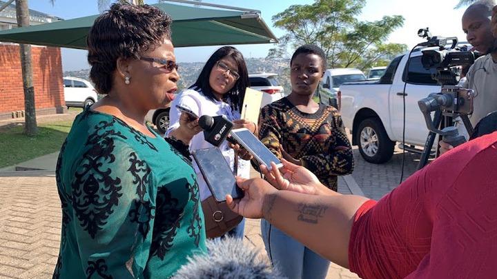 KwaZulu-Natal social development MEC <a class=