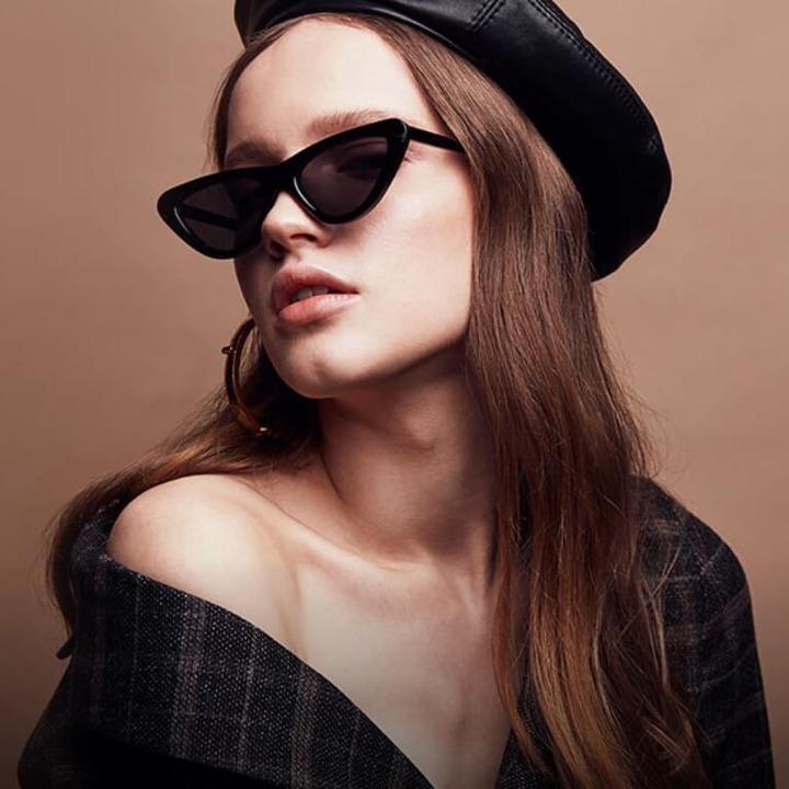 Cat-Eye Sunglasses Men Women | Polarised | Specscart® UK