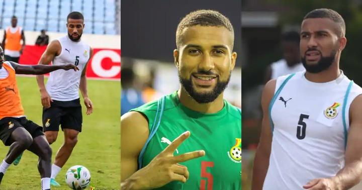 Beautiful boy - Ghanaian girls crush on new Black Stars striker Daniel Kyereh