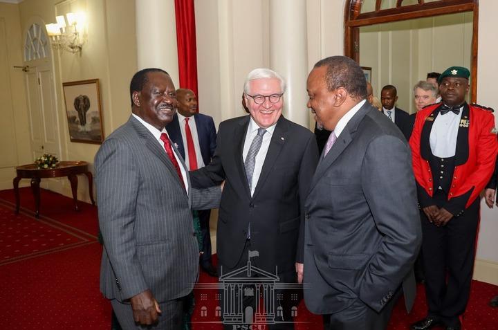 Why President Uhuru is using Raila Odinga to reclaim Mt Kenya – Kenyan Digest