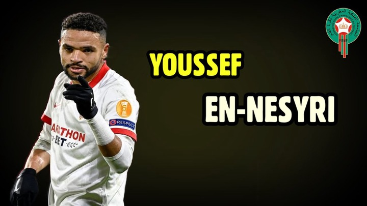 يوسف النصيريYoussef En Nesyri • Amazing Goals & Dribbles • Sevilla FC    2021 - YouTube